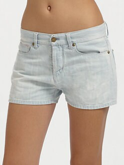 MiH Jeans - London Denim Boy Shorts