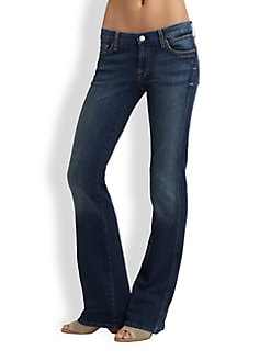 7 For All Mankind - Dotted A Pocket Jeans