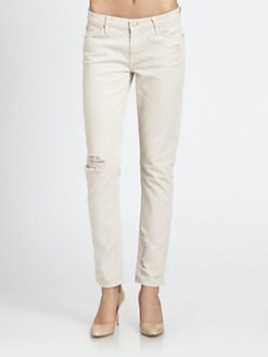 7 For All Mankind - The Slim Cigarette Jeans