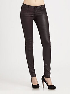 AG Adriano Goldschmied - Leatherette Leggings