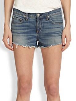 rag & bone/JEAN - Cut-Off Shorts