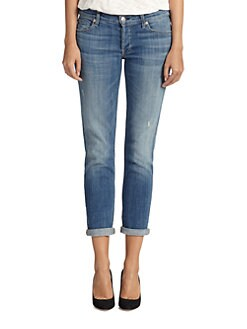 7 For All Mankind - Josefina Slim Boyfriend Jeans