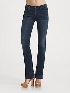 Goldsign - Quinn Slim Bootcut Jeans