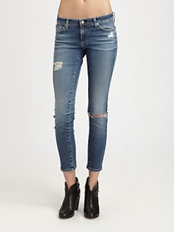 AG Adriano Goldschmied - The Leggings Ankle Skinny Jeans