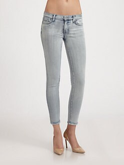 J Brand - 811 Mid-Rise Jeans