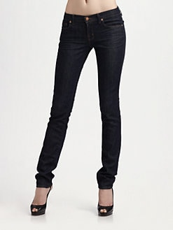 J Brand - Pencil-Leg Skinny Jeans