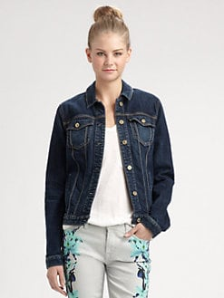 7 For All Mankind - Denim Jacket