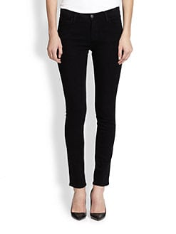 J Brand - 811 Mid-Rise Skinny Jeans