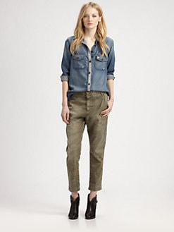 Current/Elliott - Perfect Denim Shirt