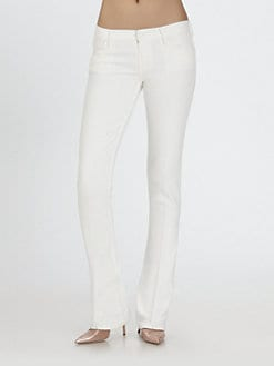 MOTHER - The Runaway Skinny Flare Jeans