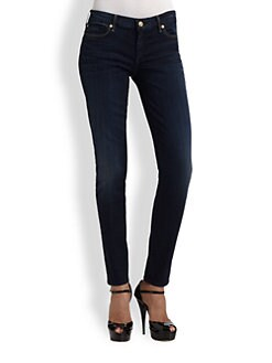 7 For All Mankind - Welt Pocket Skinny Jeans