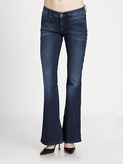 MiH Jeans - Casablanca Flare-Leg Jeans