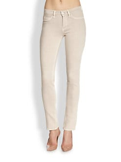 MiH Jeans - Bonn High-Rise Super Skinny Jeans