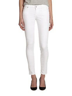 7 For All Mankind - The Skinny Slim Illusion Jeans