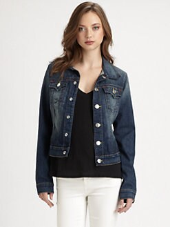 True Religion - Emily Denim Jacket