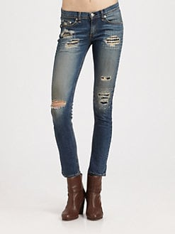 rag & bone/JEAN - The Skinny Repair Jeans