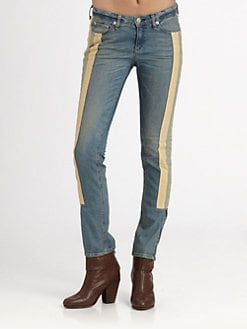 rag & bone/JEAN - The Skinny Racer Jeans