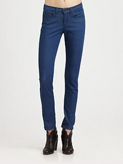 rag & bone/JEAN - High-Waist Skinny Jeans