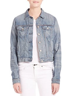 rag & bone/JEAN - Denim Jacket