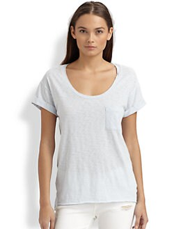 rag & bone/JEAN - Pocket T-Shirt