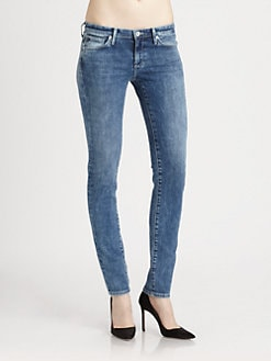 AG Adriano Goldschmied - Chateau Denim Leggings