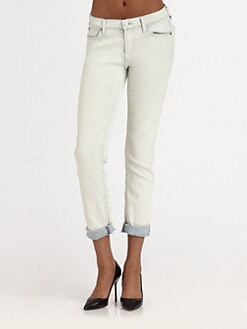 7 For All Mankind - Slim Cigarette Jeans