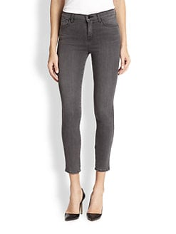 J Brand - Photo-Ready Bree Cropped Skinny Jeans