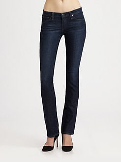 AG Adriano Goldschmied - The Ballad Slim Bootcut Jeans