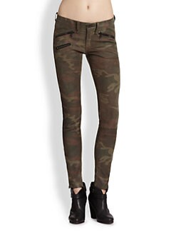 rag & bone/JEAN - RBW 23 Leather Leggings