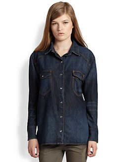 rag & bone/JEAN - The Western Shirt/Kensington