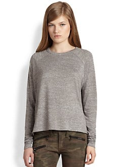 rag & bone/JEAN - Camden Long-Sleeve T-Shirt