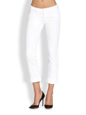 Ginny Rolled Crop Jeans