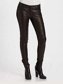 Joe's - Ponte Leather Pants