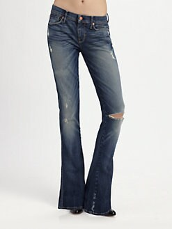 7 For All Mankind - Kaylie 5-Pocket Boot Jeans