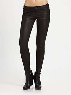 True Religion - Casey Leather Pants