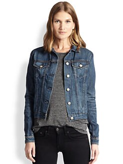 rag & bone/JEAN - Jean Jacket