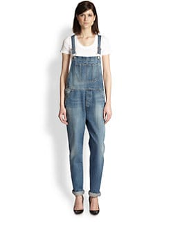 3x1 - Allen Selvedge Denim Overalls