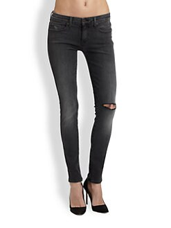 Genetic Denim - The Shya Distressed Skinny Jeans