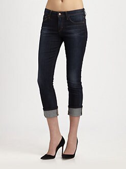Joe's - Bridget Clean-Cuffed Crop Jeans
