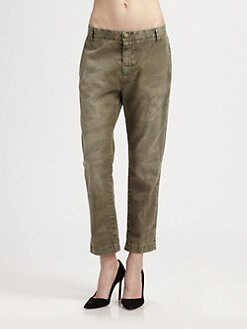 Current/Elliott - The Buddy Camo Pants