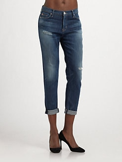 Hudson - Leigh Boyfriend Jeans