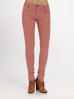Joe's - Chelsea Coated Jeans