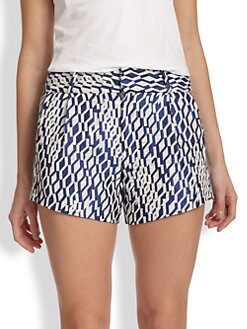 Joe's - Graphic Jacquard Shorts