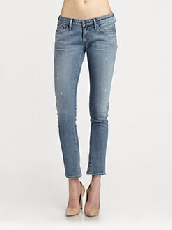 Citizens of Humanity - Racer Low-Rise Jeans
