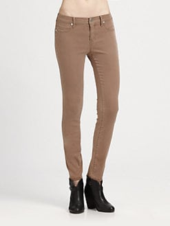 Genetic Denim - The Shane Stretch-Silk Ankle Jeans