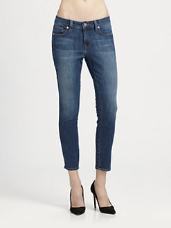 Genetic Denim - The Ava Crop Jeans