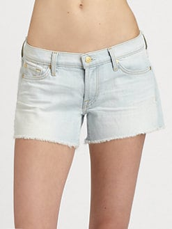 7 For All Mankind - Cut-Off Shorts