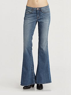 J Brand - Chrissy Flared Jeans