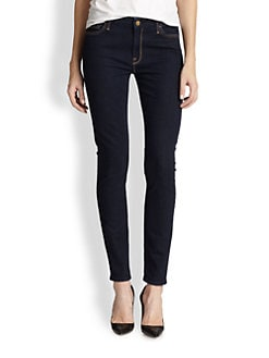7 For All Mankind - The High-Waist Skinny Jeans