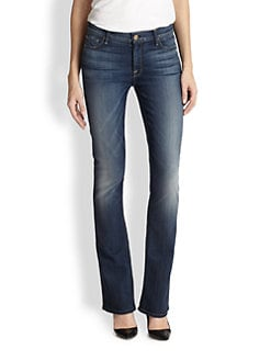 7 For All Mankind - The Skinny Bootcut Jeans